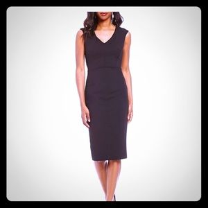 Black Ivanka Trump Dress